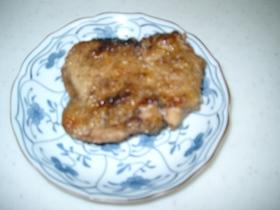 鶏の七味焼き