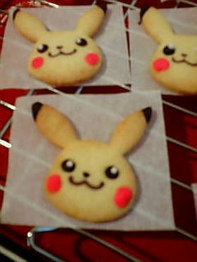 クッキーのデコレーション【アイシング】2