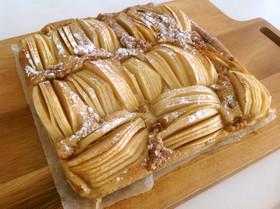 ハッセルバック アップルケーキ