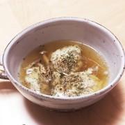 ☆刺身の残り物で☆ふわふわつみれのスープの写真