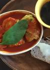 大豆ミートのロールキャベツ★トマト煮込み