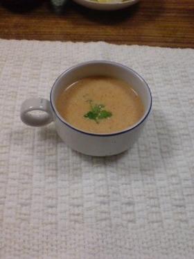 とまっとうにゅうスープ