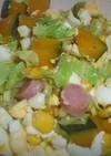 ベジタブルカラフルサラダ