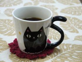 インスタントコーヒーに蜂蜜♡