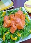 高野豆腐のエビマヨ風