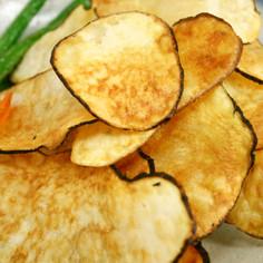 簡単!山の芋チップス