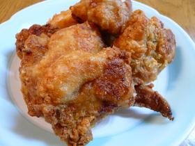 ユーリンチのたれで☆カラッと鶏の唐揚げ