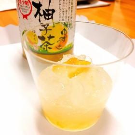 日本酒ジュレ&柚子ゼリー☆嚥下食にも