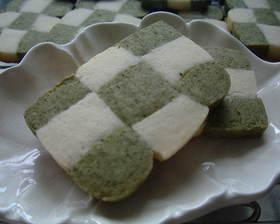Checkerbord Cookies