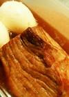 豚ももブロック肉でコトコト煮豚♡お弁当に