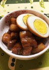 市販のタレで簡単!ご飯がすすむ豚の角煮