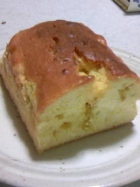 かぼすっぱーい☆ケーキ