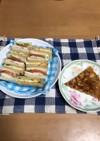 サンドウィッチ用食パンで 美味しい2品!