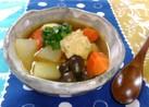 ☆肉団子のカレーコンソメスープ☆