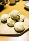 ホッと紅茶が香る幸せ・簡単クッキーパン