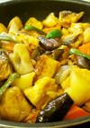 黒酢☆高野豆腐とサバ ✨なんちゃって酢豚