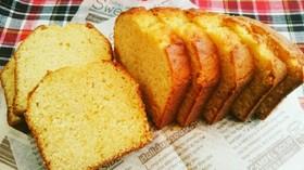 HM&栗の甘露煮のパウンドケーキ