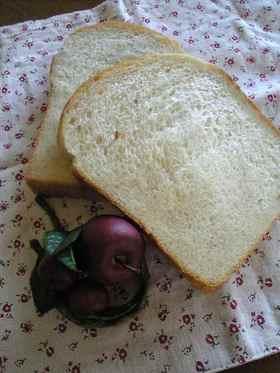 白神こだま酵母でノンオイル☆食パン