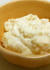離乳食☆乳・砂糖不使用お豆腐クリーム