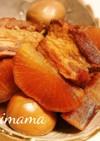 絶品とろっとろ♬きちんと豚の角煮♡
