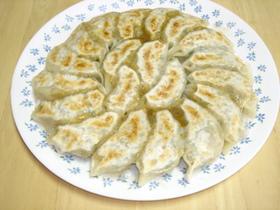 中国北部のセロリ餃子