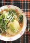 おから餅と野菜のスープ煮  ダイエット