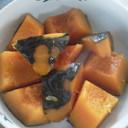 簡単 かぼちゃの煮物
