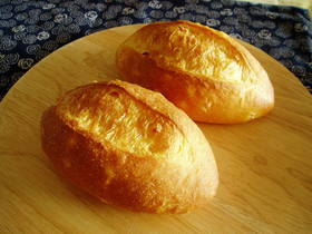 キャロットブレッド☆パン教室レシピ
