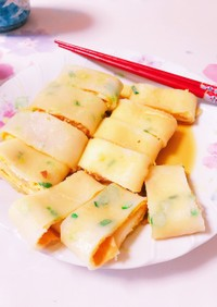 【台湾の朝食】蛋餅