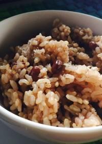 普通の炊飯ジャーで酵素玄米☆vegan