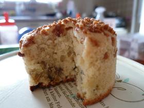 にっこり☆くりケーキ