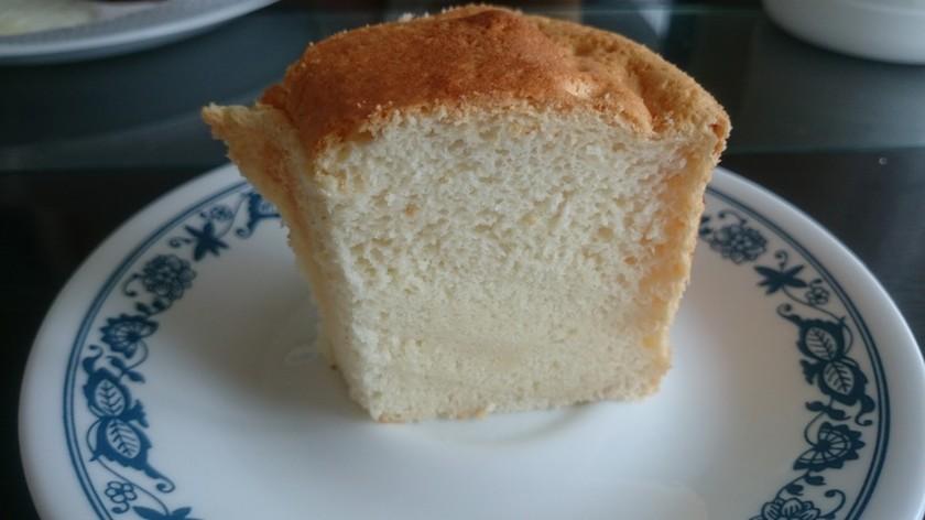 しっとりふわふわシフォンケーキ