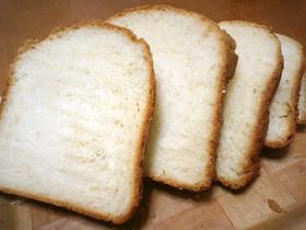 HBでホワンホワンほんのりスイート食パン