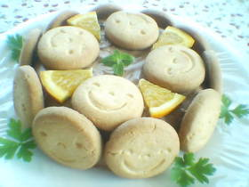 笑顔と笑顔 にっこり「DEAR」ケーキ☆