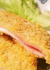 ハムカツ(シュニッツェル)簡単‼美味しい