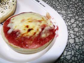 ジャムチーズトースト。・。・☆