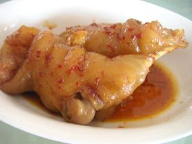 お肌プルプル♪韓国風の豚足煮