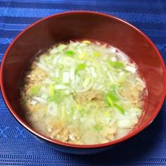 ひきわり納豆で美味しい☆納豆汁☆