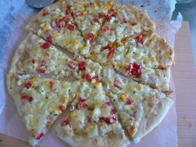 クリーミーPizza☆