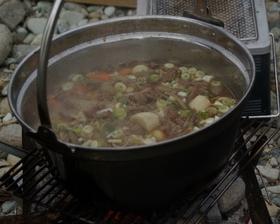 山形風 芋煮
