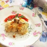 やわらか鶏胸肉ポテト焼き  ✴︎簡単✴︎の写真