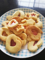ステンドグラスクッキー☆の写真