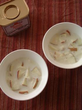 インドラッシー風♪りんごのデザート