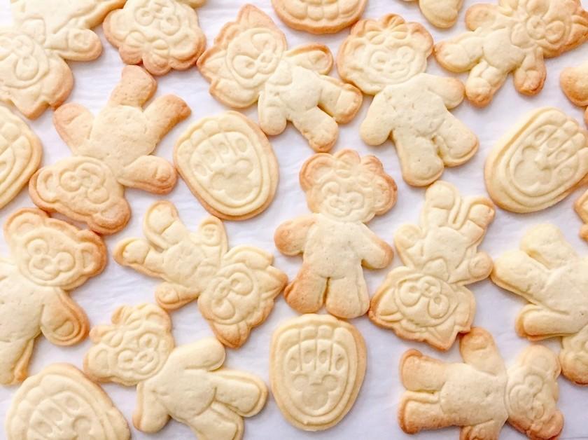 基本の型抜きクッキー☆おいしい作り方
