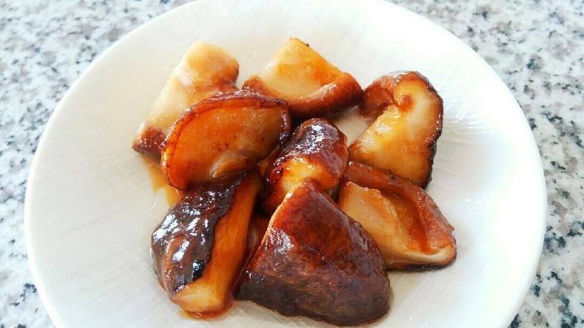 椎茸の甘辛☆冷めても美味しいお弁当用♪