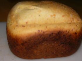 HBでふわふわコーンミールチーズパン