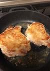 簡単⁂皮カリカリ、パリパリ鶏もものソテー