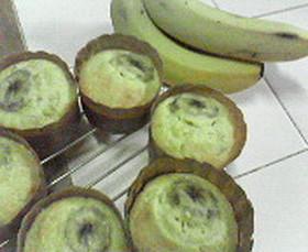 うまうま★簡単バナナマフィン