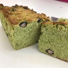 糖質制限青汁パウンドケーキ+サイリム