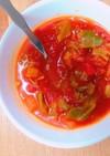 簡単!濃厚!野菜たっぷりトマトスープ